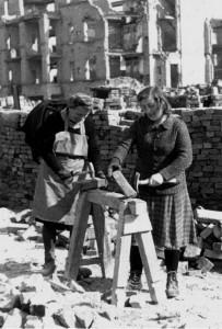 Berliner Trümmerfrauen