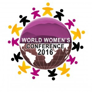 Logo der Word Women's Conference 2016