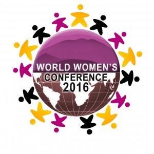 Logo der World Women's Conference 2016