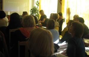 Seminar Sept. Gruppe mit Miri