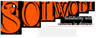 Logo SOLWODI - Solidarity with women in distress
