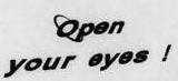 Logo Open Your Eyes